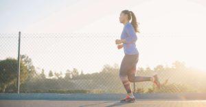 ゆっくりジョギングをするための時間はどう取る?
