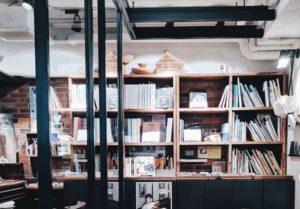 ・Rainy Day Bookstore & Cafe(東京)