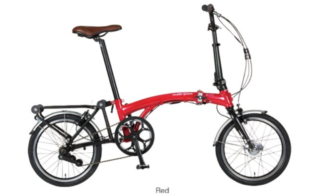 ・Harry Quinn PORTABLE E-BIKE